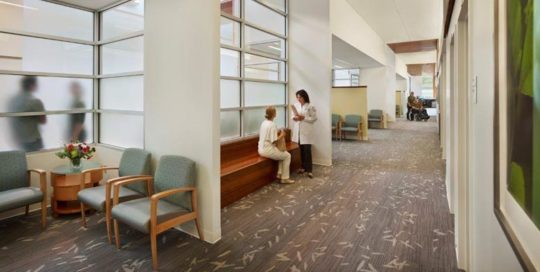 Large Hospital, Specialty Patient Solution
