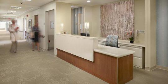 Large Hospital, Custom Solution
