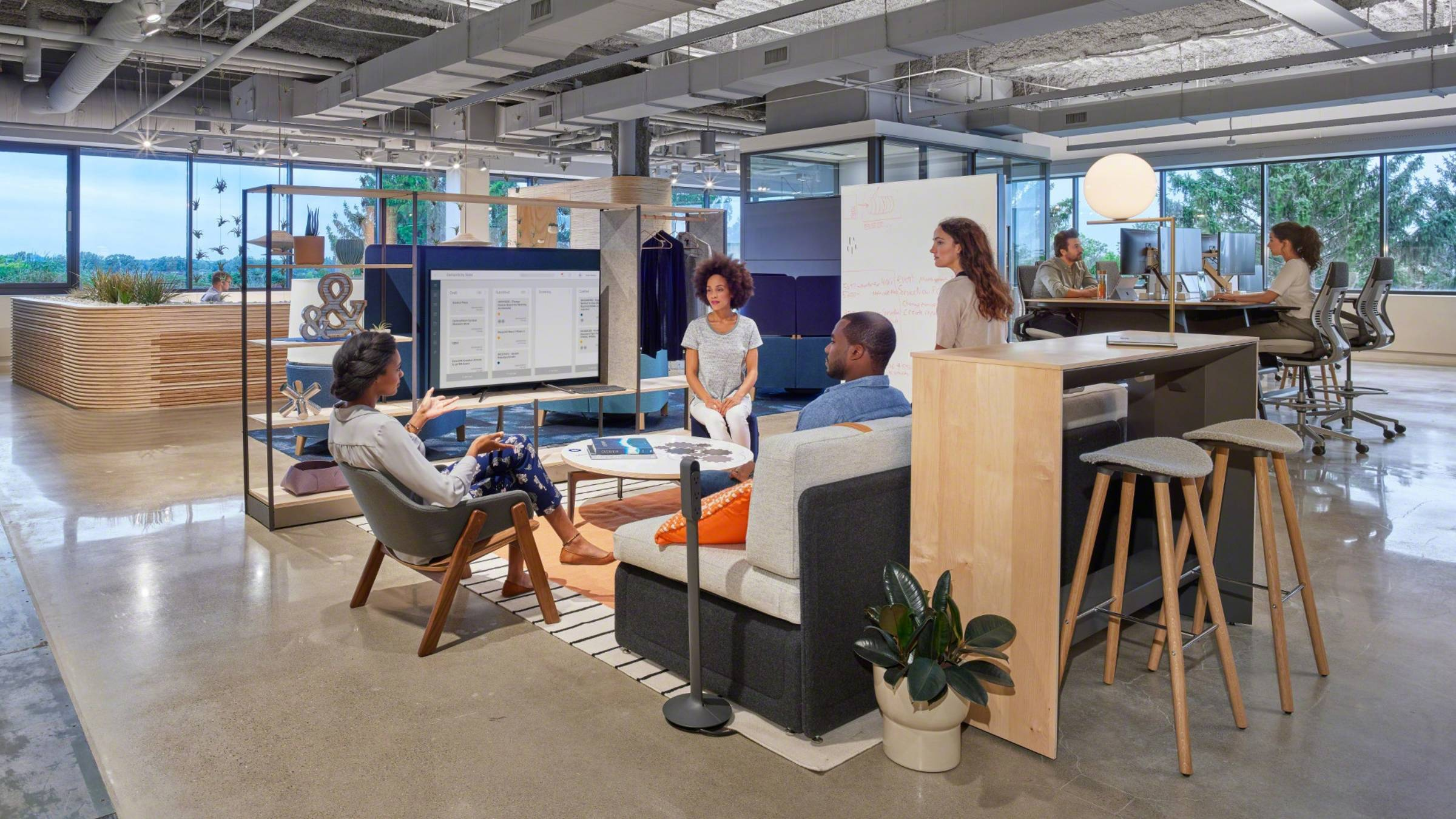 Transforming IT at Steelcase: An Agile Case Study | IWE inc